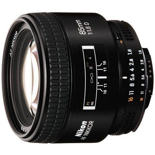 【中古】【1年保証】【美品】 Nikon Ai AF 85mm F1.8D
