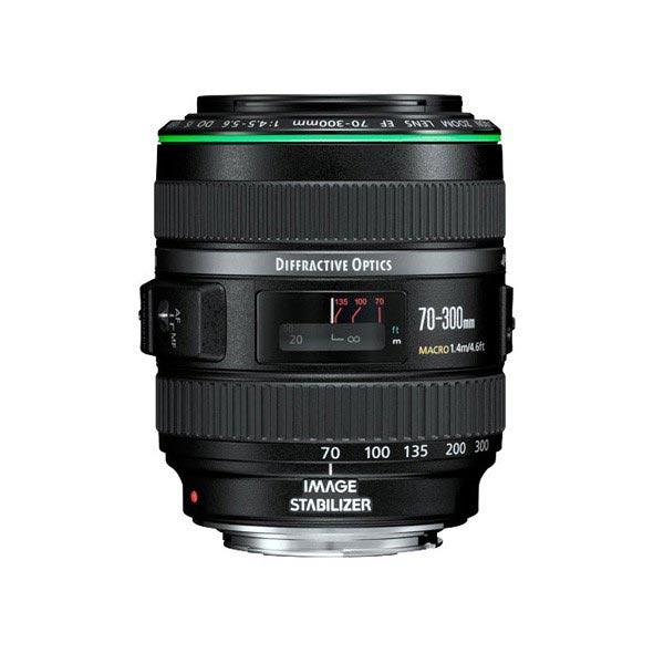 【中古】【1年保証】【美品】 Canon EF 70-300mm F4.5-5.6 DO IS USM