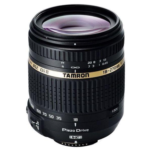 【中古】【1年保証】【美品】 TAMRON 18-270mm F3.5-6.3 DiII VC PZD ニコン