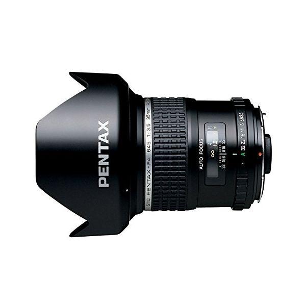 【中古】【1年保証】【美品】PENTAX FA645 35mm F3.5 AL (IF)
