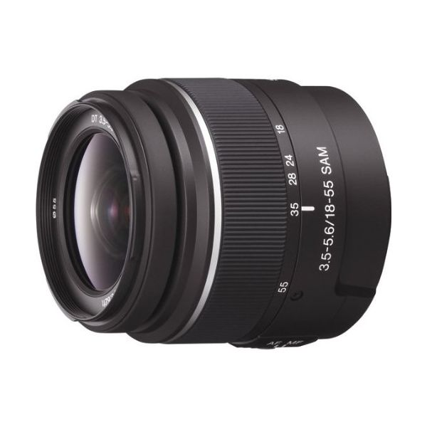 【中古】【1年保証】【美品】 SONY DT 18-55mm F3.5-5.6 SAM SAL1855