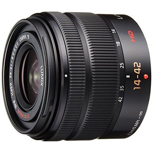 【中古】【1年保証】【美品】Panasonic LUMIX G VARIO 14-42mm F3.5-5.6 II