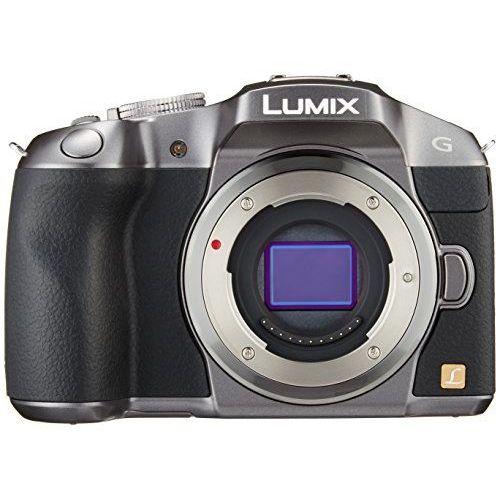 【中古】【1年保証】【美品】Panasonic LUMIX G6 ボディ シルバー