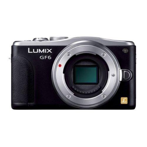 【中古】【1年保証】【美品】 Panasonic LUMIX GF6 ボディ ブラック