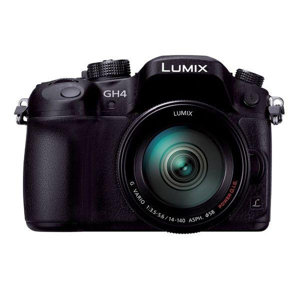 【中古】【1年保証】【美品】Panasonic LUMIX DMC-GH4H レンズキット