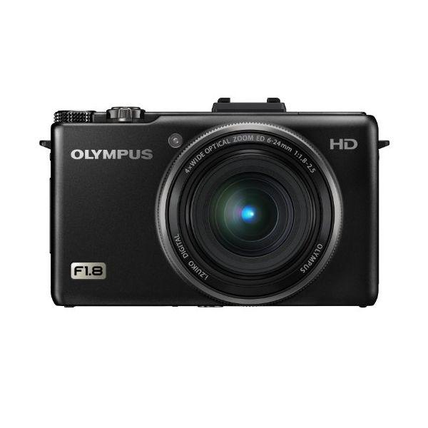 【中古】【1年保証】【美品】OLYMPUS XZ-1 ブラック
