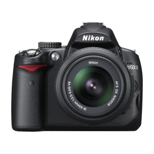 【中古】【1年保証】【美品】Nikon D5000 18-55mm VR レンズキット
