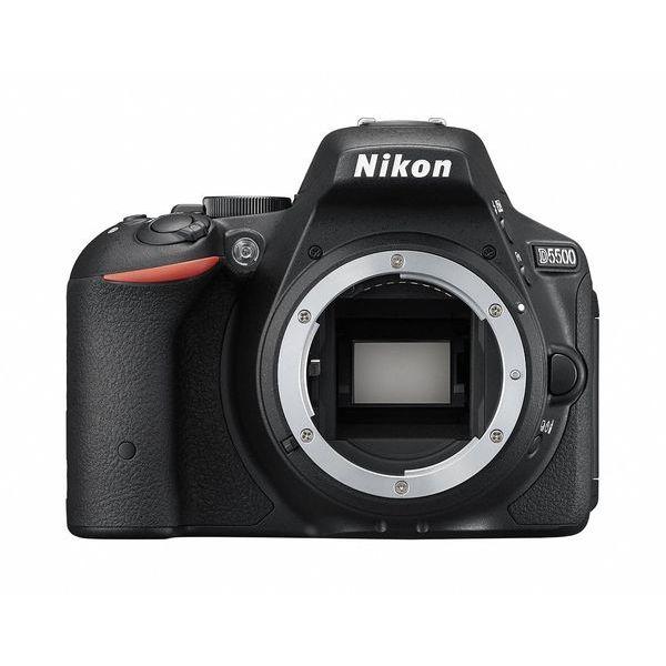 【中古】【1年保証】【美品】 Nikon D5500 ボディ ブラック