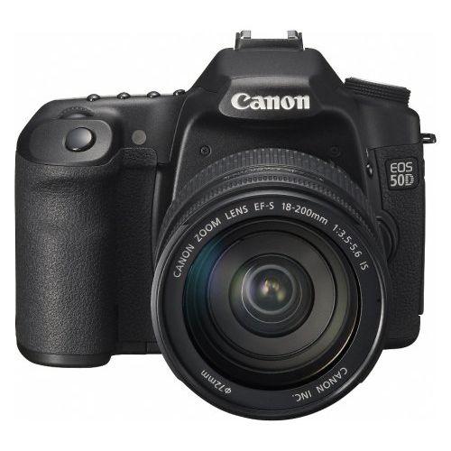 【中古】【1年保証】【美品】Canon EOS 50D EF-S 18-200mm IS レンズキット
