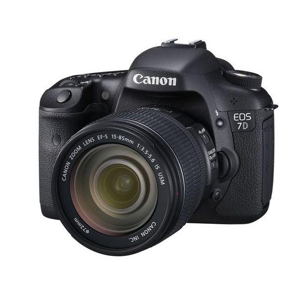 【中古】【1年保証】【美品】Canon EOS 7D レンズキット 15-85mm IS