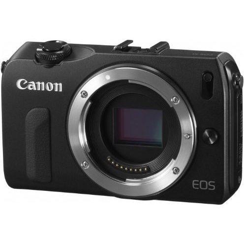 【中古】【1年保証】【美品】 Canon EOS M ボディ ブラック