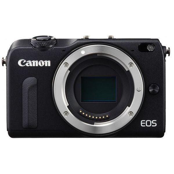 【中古】【1年保証】【美品】 Canon EOS M2 ボディ ブラック