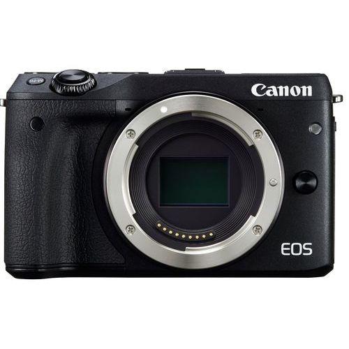 【中古】【1年保証】【美品】Canon EOS M3 ボディ ブラック
