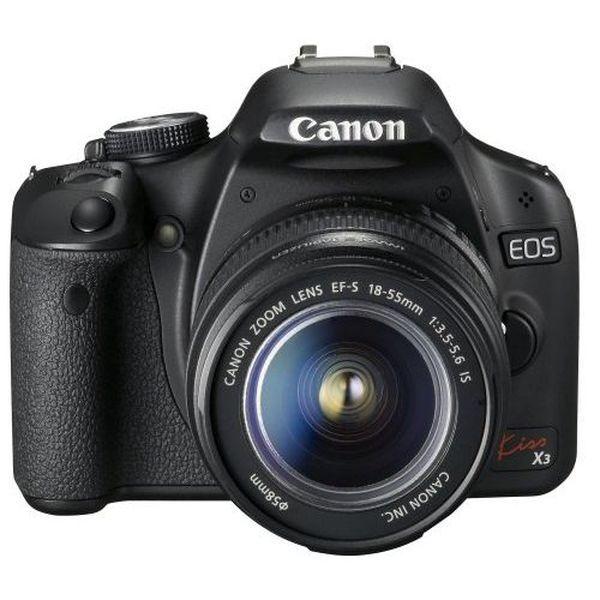 【中古】【1年保証】【美品】Canon EOS Kiss X3 18-55 IS レンズキット