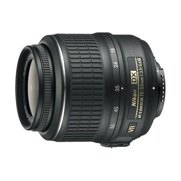 【中古】【1年保証】【美品】Nikon AF-S DX 18-55mm F3.5-5.6G VR