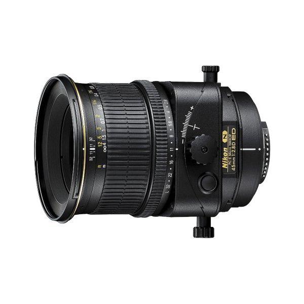 【中古】【1年保証】【美品】Nikon PC-E 45mm F2.8D ED