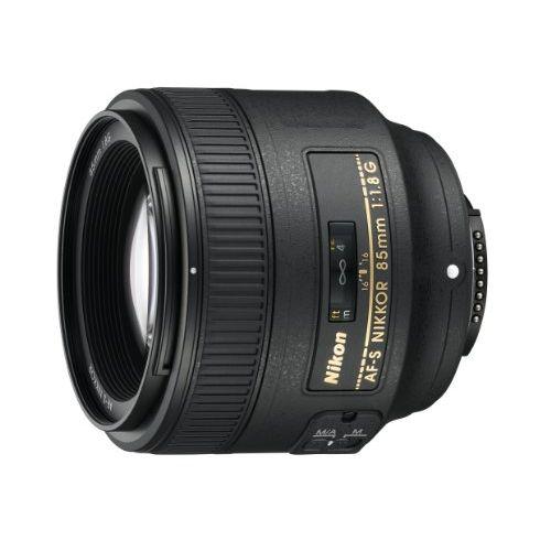 【中古】【1年保証】【美品】 Nikon 単焦点レンズ AF-S 85mm F1.8G