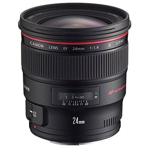 【中古】【1年保証】【美品】Canon EF 24mm F1.4L II USM