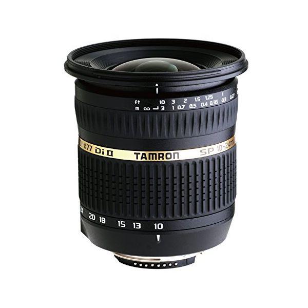 【中古】【1年保証】【美品】 TAMRON SP AF 10-24mm F3.5-4.5 DiII ニコン B001NII