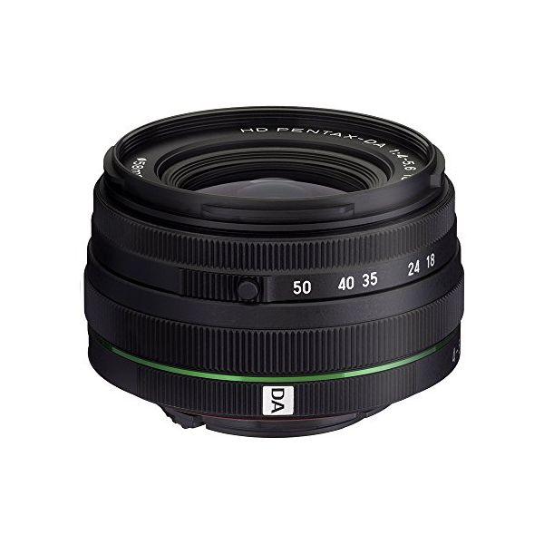 【中古】【1年保証】【美品】PENTAX HD DA 18-50mm F4-5.6 DC WR RE
