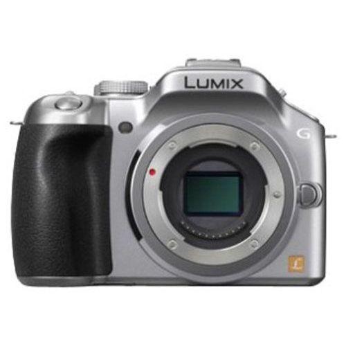 G5 シルバー LUMIX ボディ 【中古】【1年保証】【美品】Panasonic