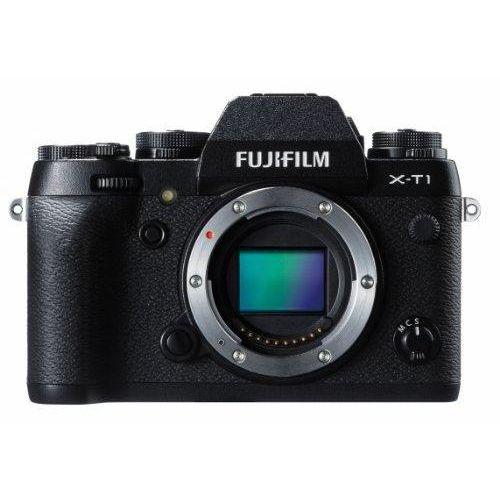 【中古】【1年保証】【美品】 FUJIFILM プレミアムカメラ X-T1 ブラック