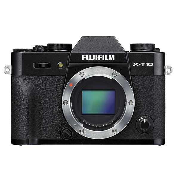 【中古】【1年保証】【美品】FUJIFILM X-T10 ボディ ブラック