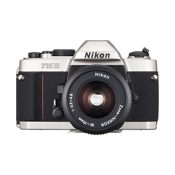 【中古】【1年保証】【美品】Nikon FM10 標準セット Ai-S 35-70mm F3.5-4.8