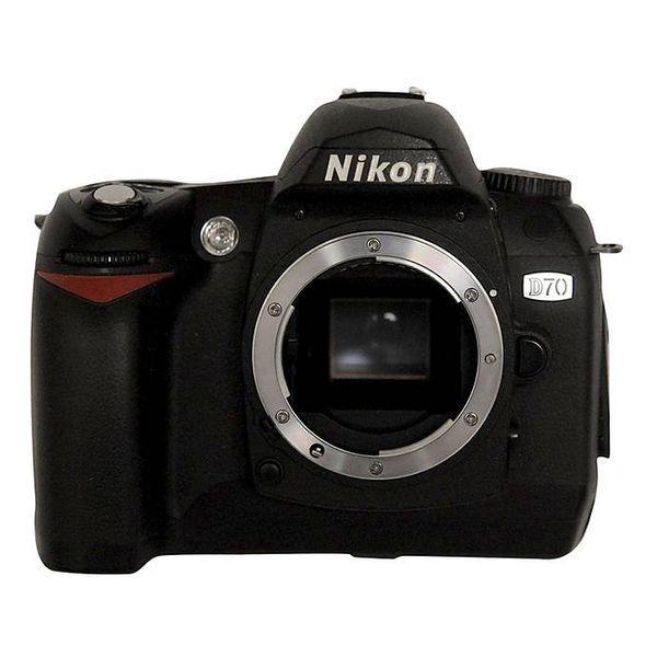 【中古】【1年保証】【美品】Nikon D70 ボディのみ