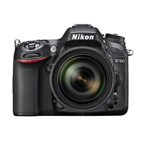 【中古】【1年保証】【美品】Nikon D7100 16-85mm ED VR レンズキット