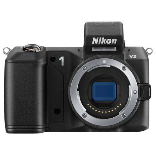 【中古】【1年保証】【美品】Nikon V2 ボディ ブラック