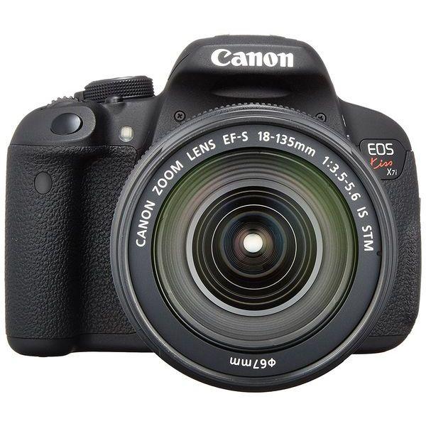【中古】【1年保証】【美品】 Canon EOS Kiss X7i 18-135mm IS STM