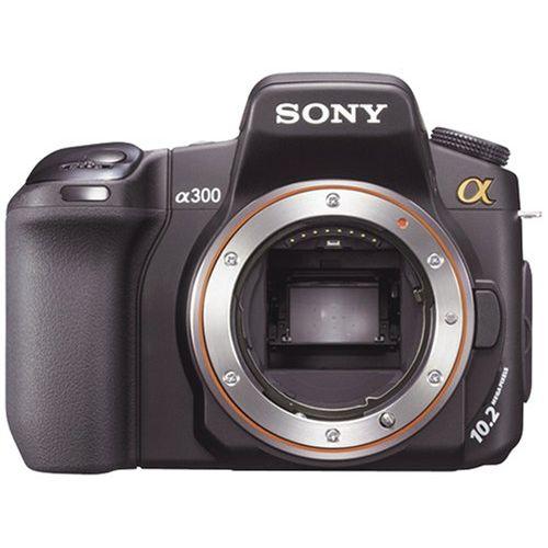 【中古】【1年保証】【美品】SONY α300 ボディ DSLR-A300