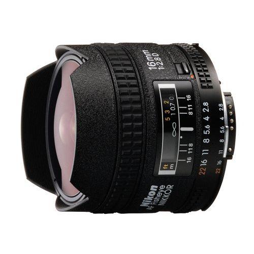 【中古】【1年保証】【美品】Nikon Ai AF 16mm F2.8D