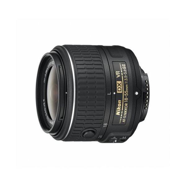【中古】【1年保証】【美品】Nikon AF-S DX 18-55mm F3.5-5.6G VR II