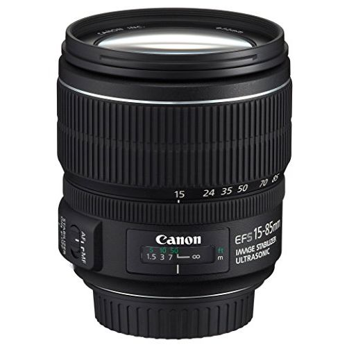 【中古】【1年保証】【美品】Canon EF-S 15-85mm F3.5-5.6 IS USM