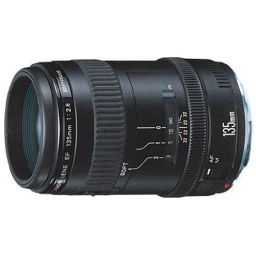 【中古】【1年保証】【美品】Canon EF 135mm F2.8