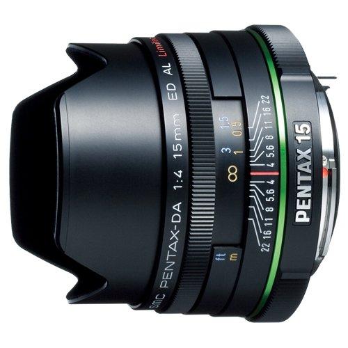 【中古】【1年保証】【美品】 PENTAX リミテッド DA 15mm F4 ED AL Kマウント