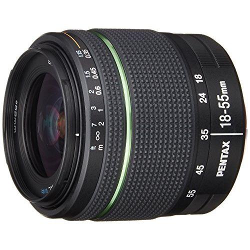 【中古】【1年保証】【美品】PENTAX DA 18-55mm F3.5-5.6 AL WR