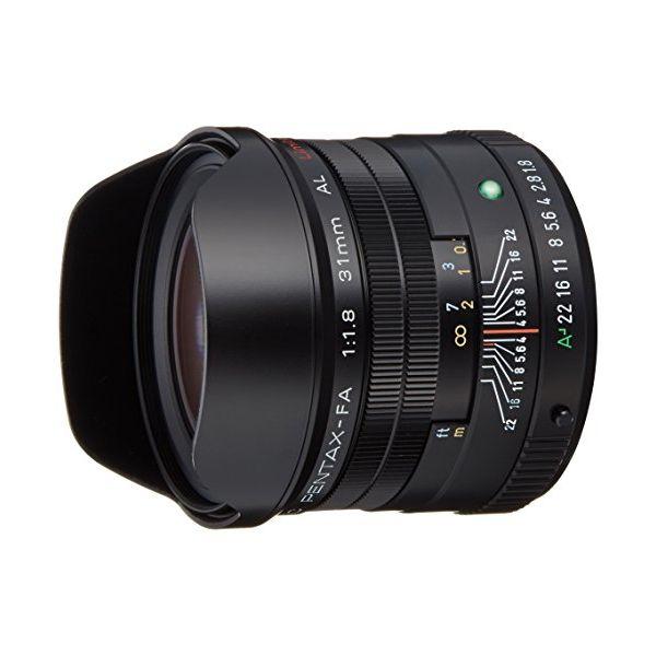 【中古】【1年保証】【美品】 PENTAX FA 31mm F1.8 AL Limited ブラック