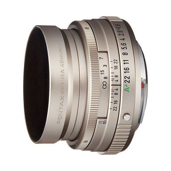 【中古】【1年保証】【美品】 PENTAX FA 43mm F1.9 Limited シルバー