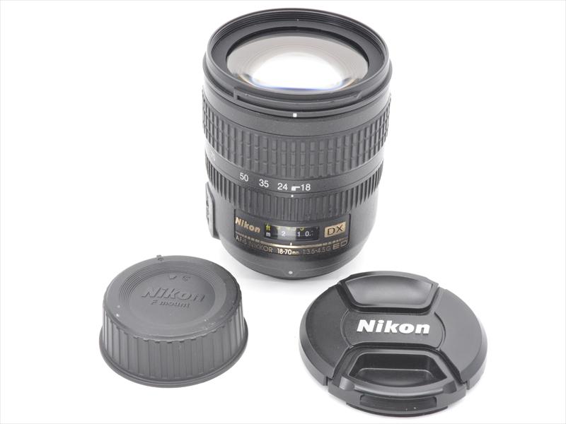 【あす楽】【中古】【1年保証】【並品】 Nikon AF-S DX ED 18-70mm F3.5-4.5G