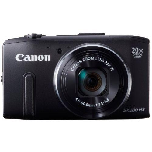 【中古】【1年保証】【美品】Canon PowerShot SX280 HS