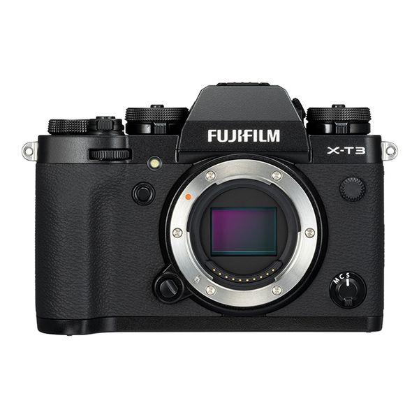 【中古】【1年保証】【美品】FUJIFILM X-T3 ボディ ブラック
