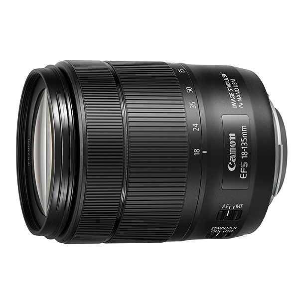 【中古】【1年保証】【美品】 Canon EF-S 18-135mm F3.5-5.6 IS USM