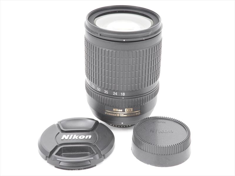 【あす楽】【中古】【1年保証】【良品】 Nikon AF-S DX 18-135mm F3.5-5.6G ED