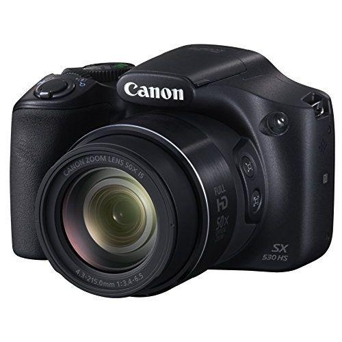 【中古】【1年保証】【美品】Canon PowerShot SX530 HS
