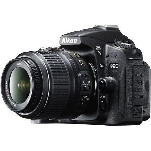 【中古】【1年保証】【美品】Nikon D90 AF-S 18-55mm VR レンズキット