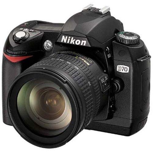 【中古】【1年保証】【美品】Nikon D70 18-70mm G レンズキット
