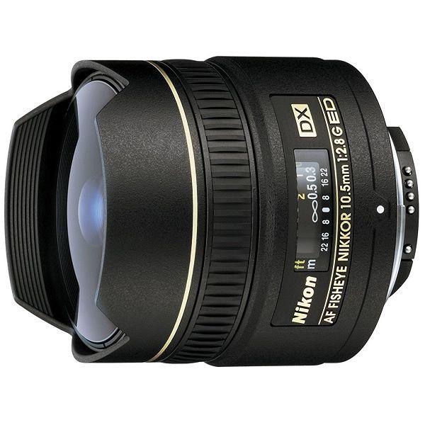 【中古】【1年保証】【美品】 Nikon AF DX fisheye Nikkor ED 10.5mm F2.8G